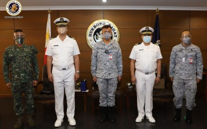 PCOO chief, OCD exec commissioned in Navy reserves