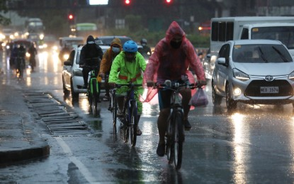 Scattered rains to prevail over most of PH Friday