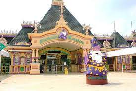 Enchanted Kingdom opens under strict health protocols