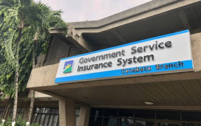GSIS-Cotabato temporarily closed as guard contracts Covid-19