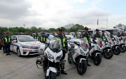 Purchase of new motorcycles to boost anti-crime response: PNP