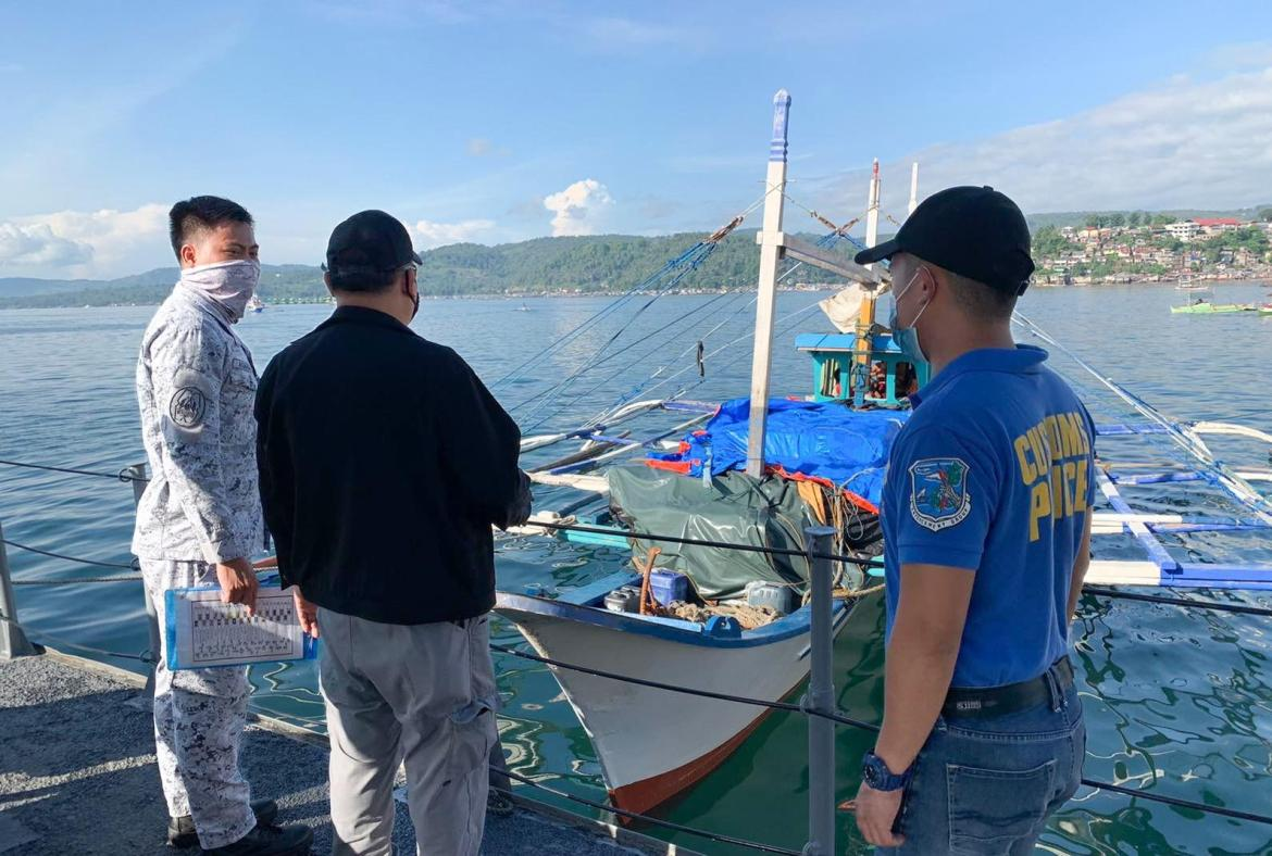 BOC-Zamboanga seizes smuggled cigarettes worth P10.8M in Pagadian City