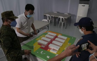 Gov't gives a glimpse of mega quarantine facility in 'virtual tour'