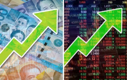 Peso soars to 4-year high; stocks hit 8-month high