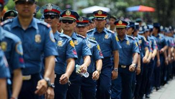 Reforming the national police organization