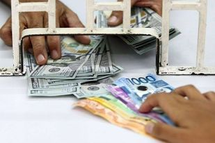 Strong dollar remittances again keep PH economy afloat