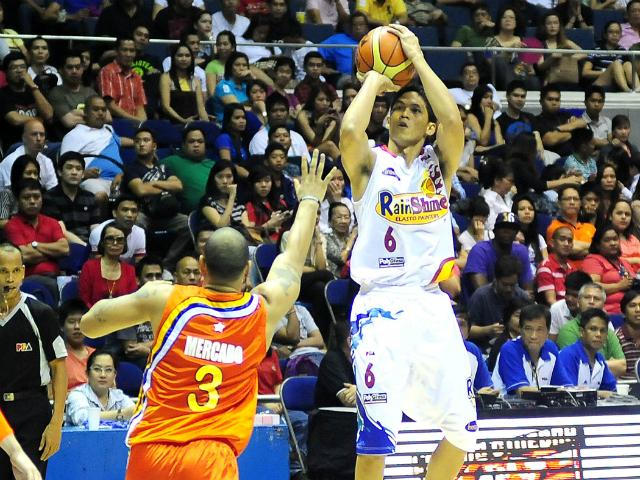 Rain Or Shine eliminates Blackwater from playoff contention