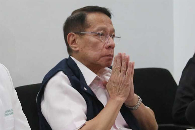 Look Dick, look!: Dingkoy admits there's DOH corruption after all