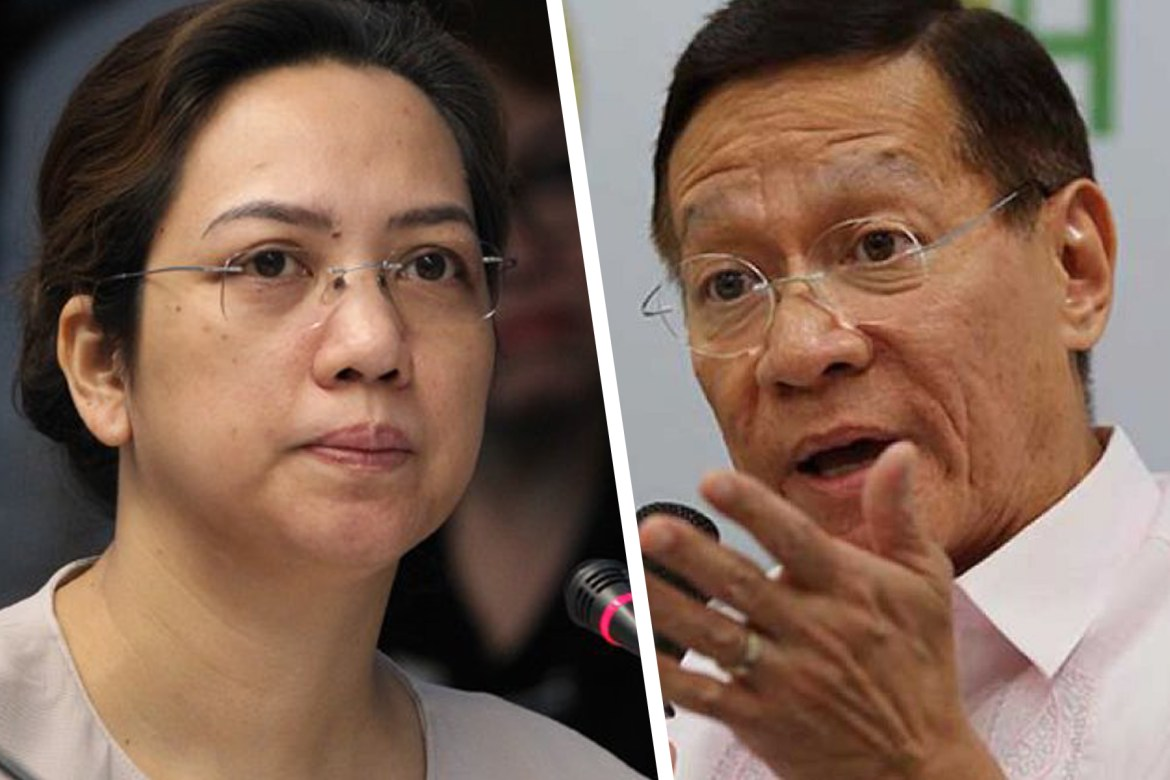 Parents whose children died over Dengvaxia file new cases vs Duque, Garin, et al