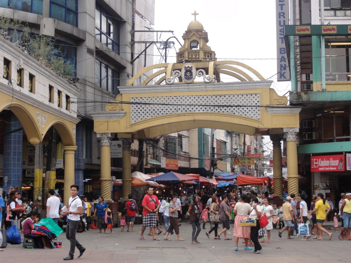 Plaza Miranda makeover underway — Isko