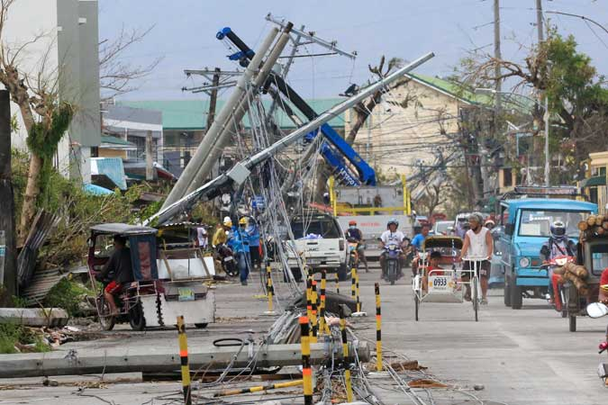 'Rolly' infra, agri damage reaches P17.8-B: NDRRMC