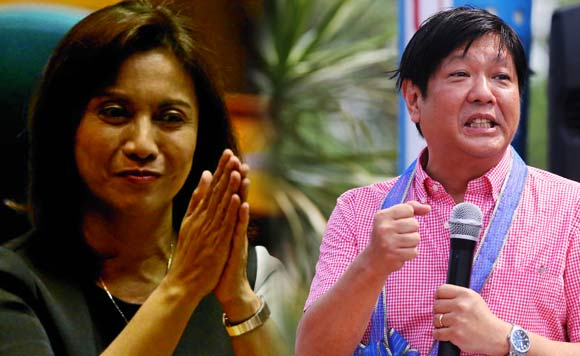 VP Leni's camp to BBM: 'Stop acting like a spoiled brat!'