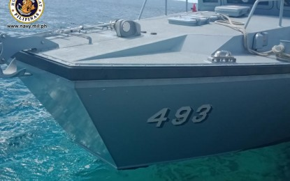 No critical damage on Navy attack craft after Sulu clash