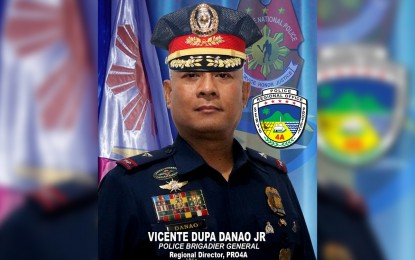 Año eyes Danao as next Metro Manila top cop