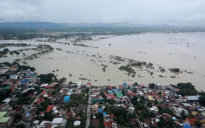 Families affected by 'Ulysses' now 428K: NDRRMC