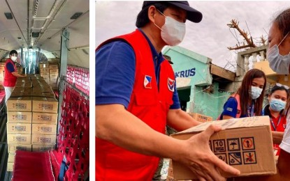 'Rolly'-hit Catanduanes gets aid from DSWD