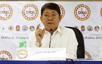 DILG yet to receive Tuguegarao mayor's explanation on absence