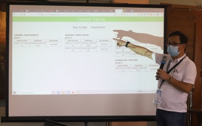 Iloilo City adopts QR code to speed up contact tracing