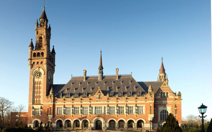 China's bet to ICJ 'competent': Palace