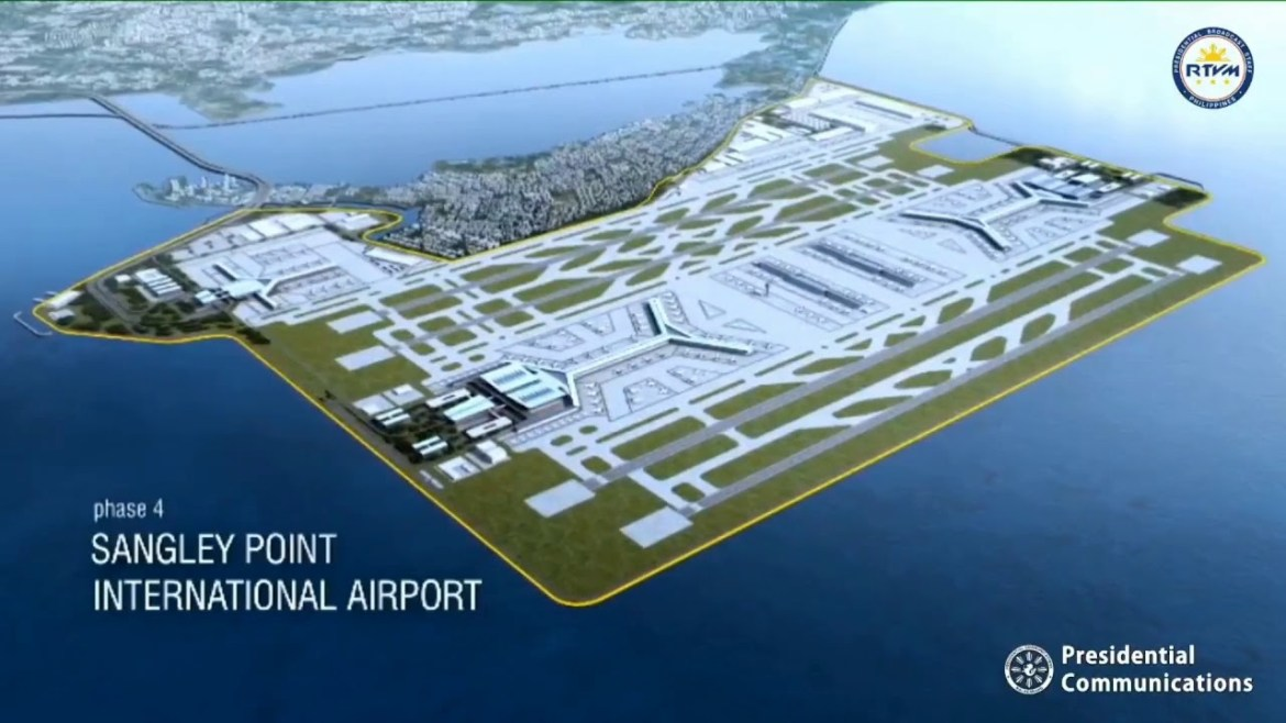 Gov Jonvic bares joint venture with Chinese company in Sangley int'l Airport