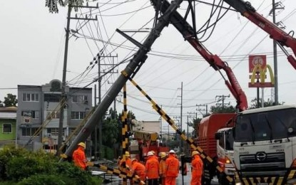 194K Meralco customers still without power