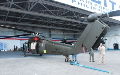 5 Black Hawk choppers for PAF arrive from Poland