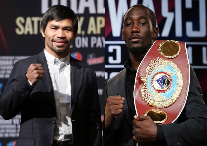 Crawford kayoes foe; fight vs Pacquiao next looms large