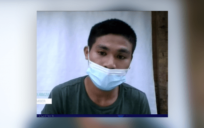 Ex-rebel says parents influenced him to join NPA
