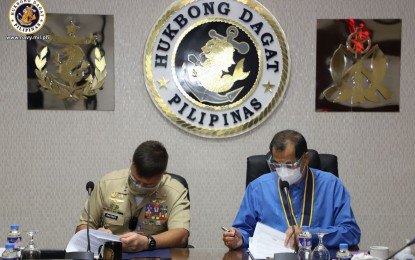 PH Navy, Apeco sign deal on naval facility