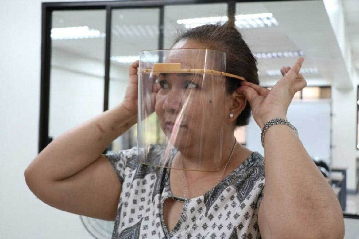 In Ireland, not wearing a mask could mean imprisonment—not here in the Philippines