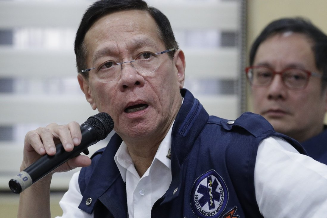 Duterte asks Duque to clarify Locsin's 'dropped the ball' allegation on Pfizer vaccine