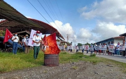 200 ex-NPA rebels, supporters attend peace camp in NoCot