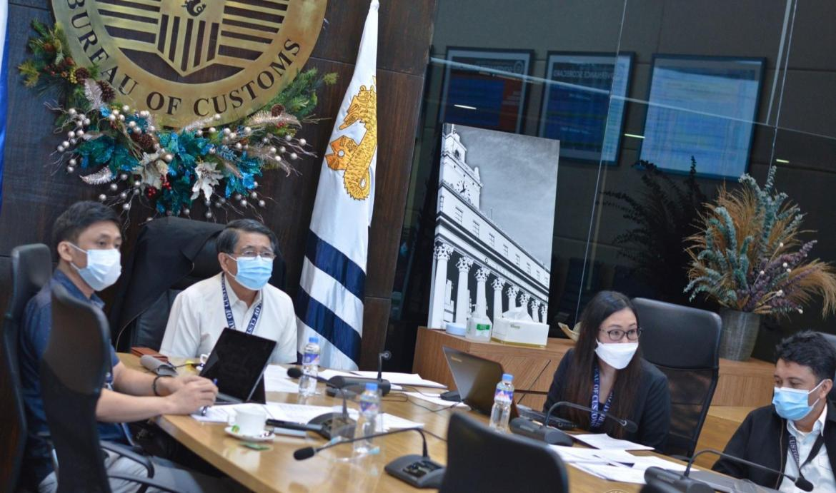 BOC conducts 2nd NSW-TWG Meeting to tackle national single window implementation
