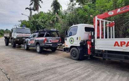 Add'l equipment to boost Apayao's disaster response