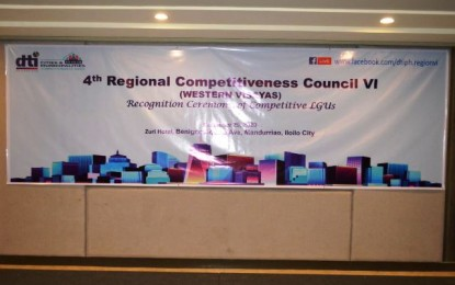Bacolod, 4 NegOcc cities top competitiveness index survey