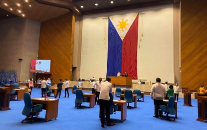 Extension of Bayanihan 2 funds' availability gets House nod