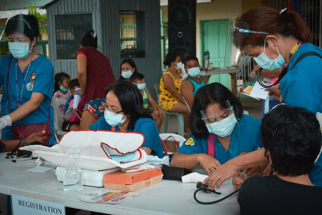 318 new COVID-19 cases recorded in CALABARZON