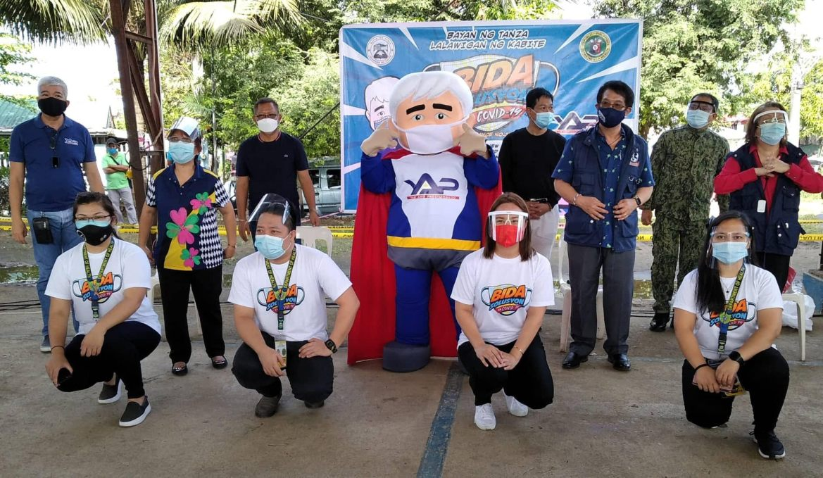 DOH conducts extensive BIDA promotion in Calabarzon