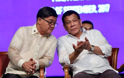 Duterte appoints Aguirre as Napolcom commissioner