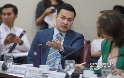 Velasco urges Senate to pass waste-to-energy bill