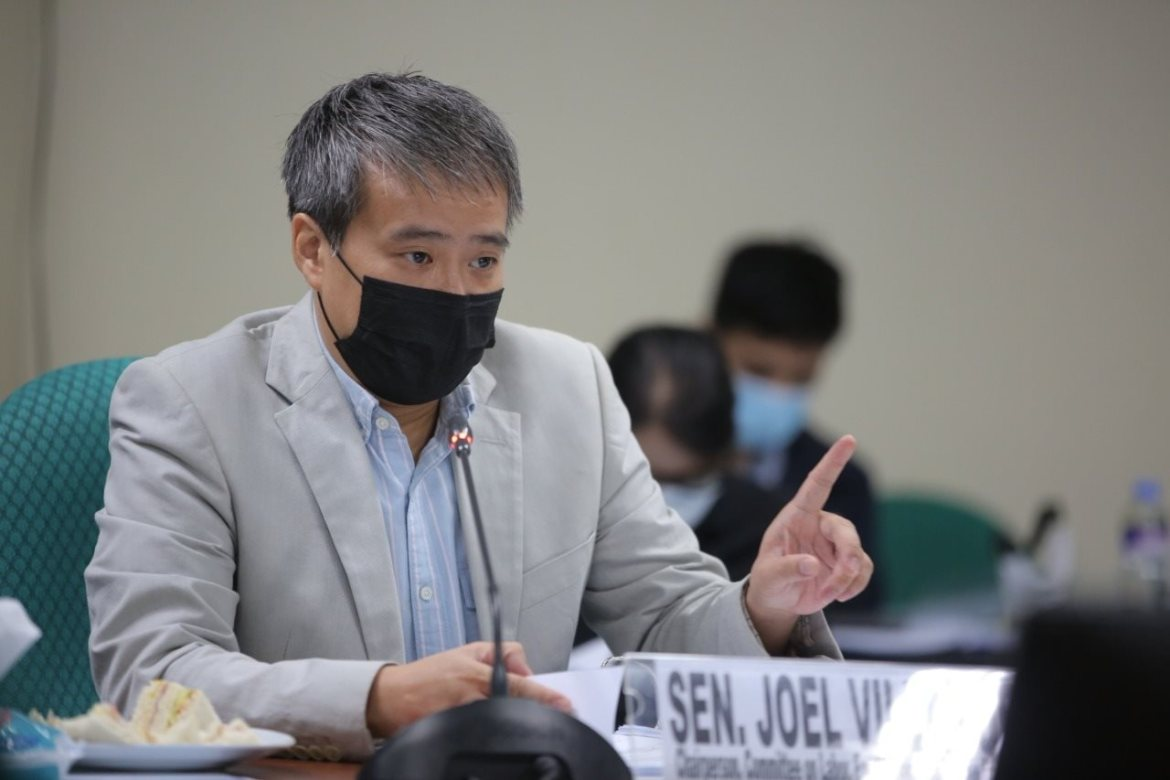 Villanueva seeks to institutionalize UP-DND Accord into State U's charter