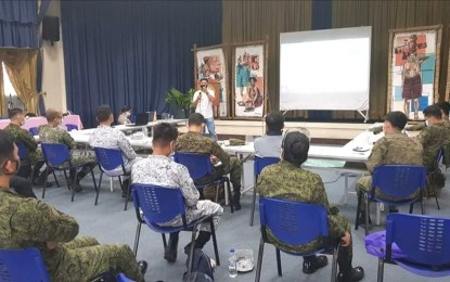 16 PMA personnel complete training on contact tracing