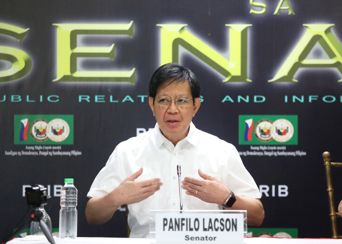 Lacson: Differences in Sinovac prices smack of corruption
