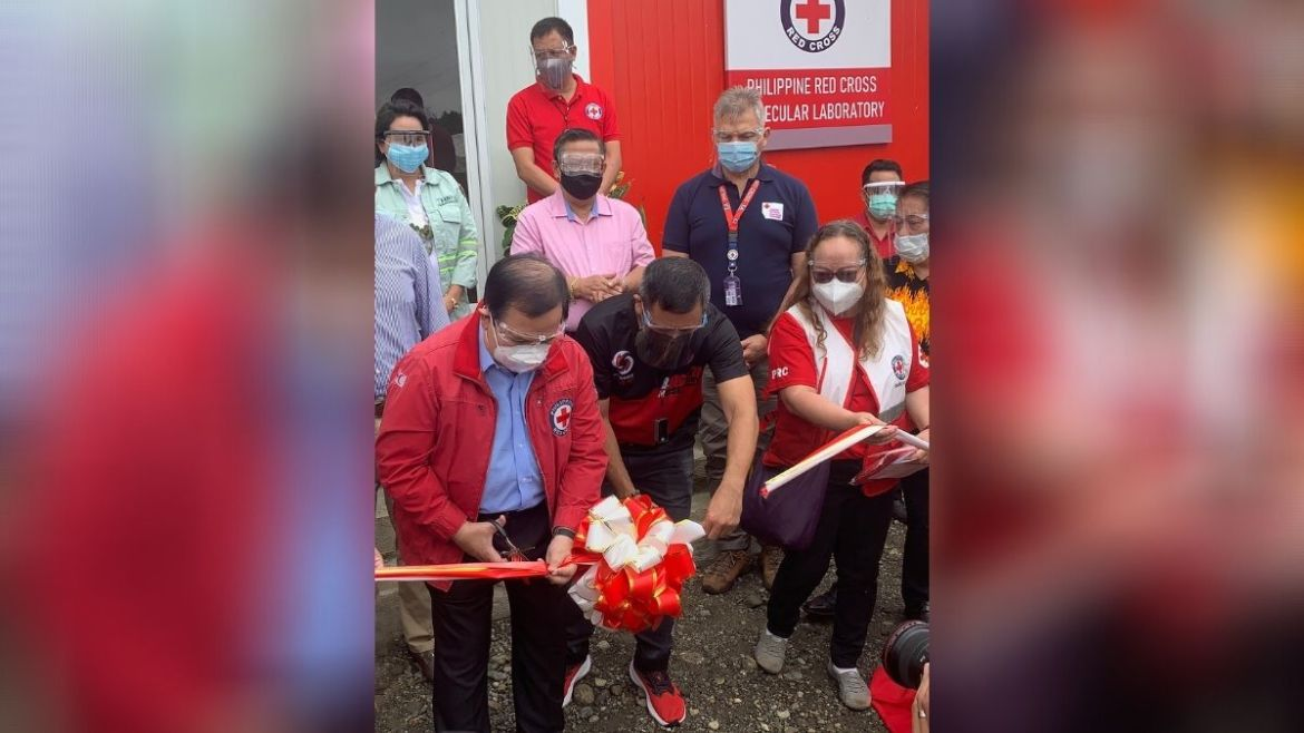 Mining-funded molecular testing lab opens in Surigao Norte