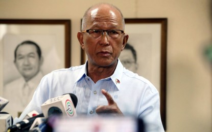 DND lauds dismissal of 9 cops in Jolo shooting