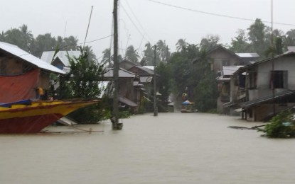 Floods displace thousands in 3 Samar provinces