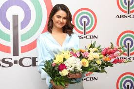 Janine Gutierrez is now officially a Kapamilya