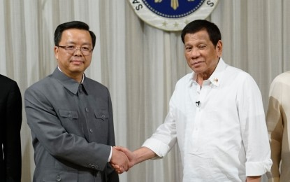 China is PH's top trading partner in 2020: envoy