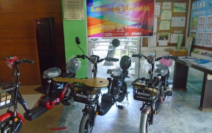 'Love on Wheels' project launched in C. Luzon for HIV services