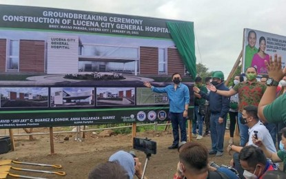 150-bed hospital to rise soon in Lucena City